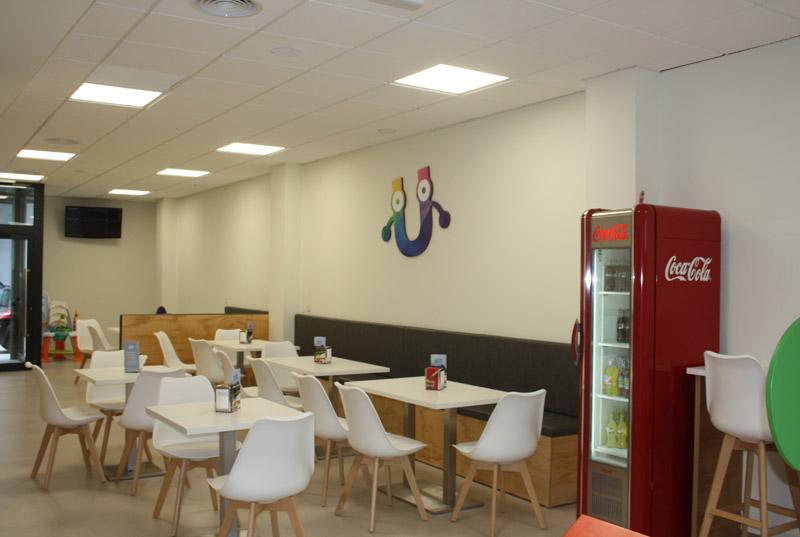 urbox Cafetería barra